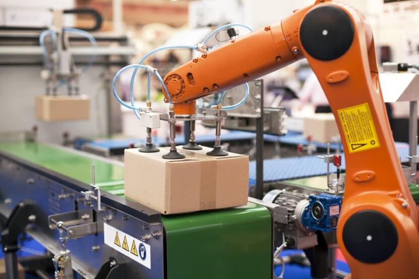 רובוטים לתעשייה