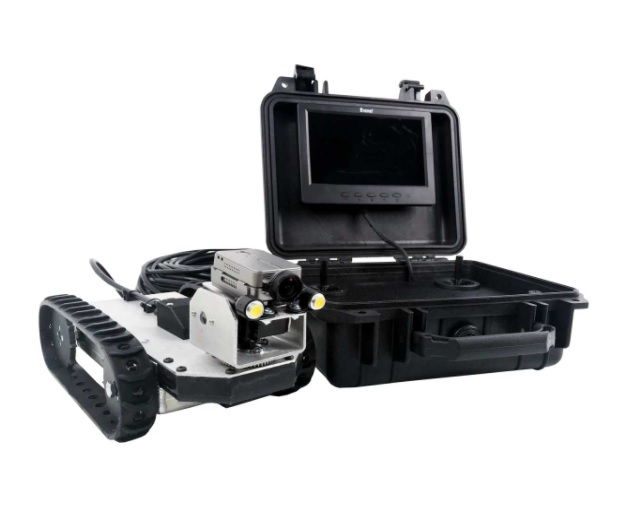רובוט קטן עם מצלמה