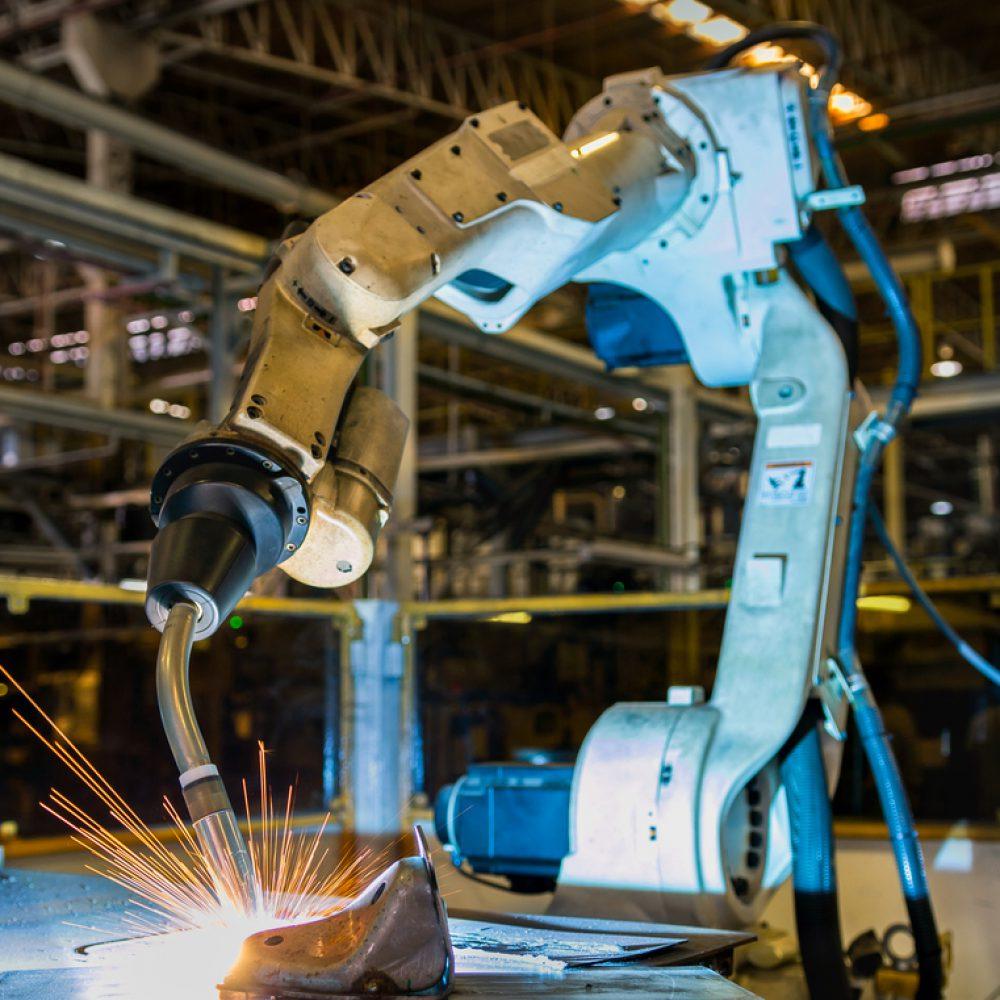 רובוטים לריתוך