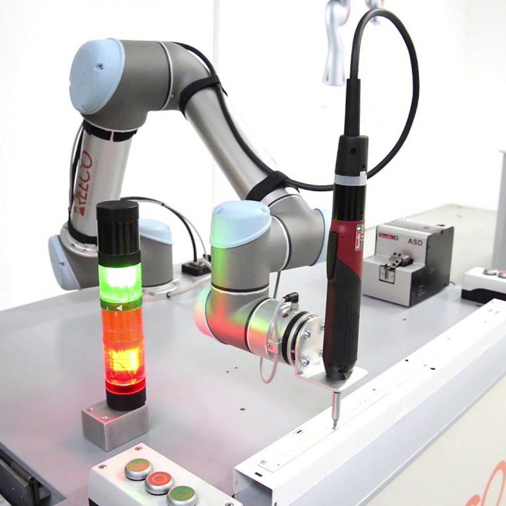 רובוטים להברגה